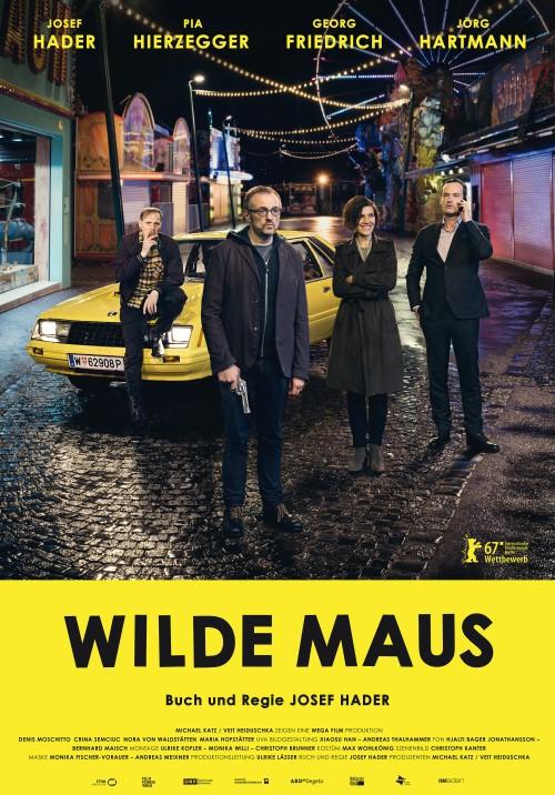 Wilde Maus (2017)  PL.HDTV.x264-FOX / Lektor PL