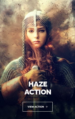 Haze Photoshop Action