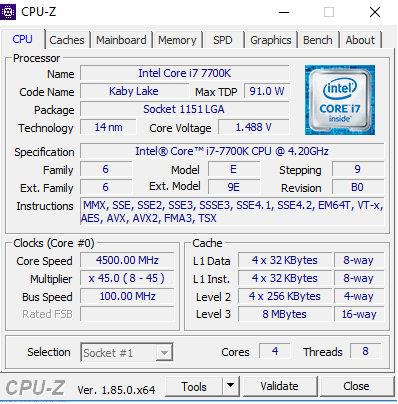 GA-z270 g3 - problem with CPU Vcore | Tom's Hardware Forum