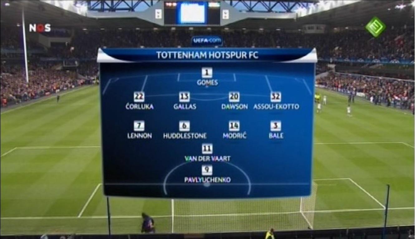 Champions League 2010/2011 - Cuartos de Final - Vuelta - Tottenham Vs. Real Madrid (416p) (Holandés) Captura_1