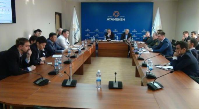 11.12.2018 Ассоциация представила военным ведомствам Казахстана свои разработки