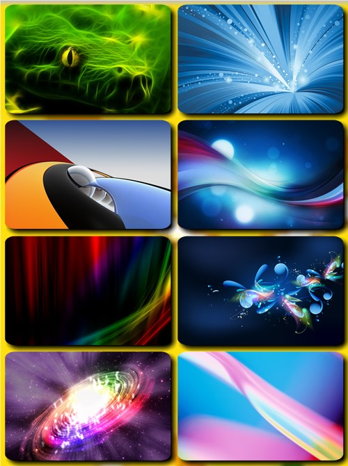 Wallpaper pack - Abstraction 24