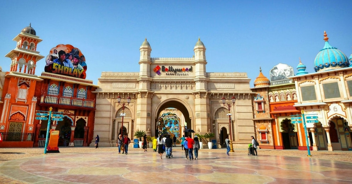 Bollywood - Dubai Parks