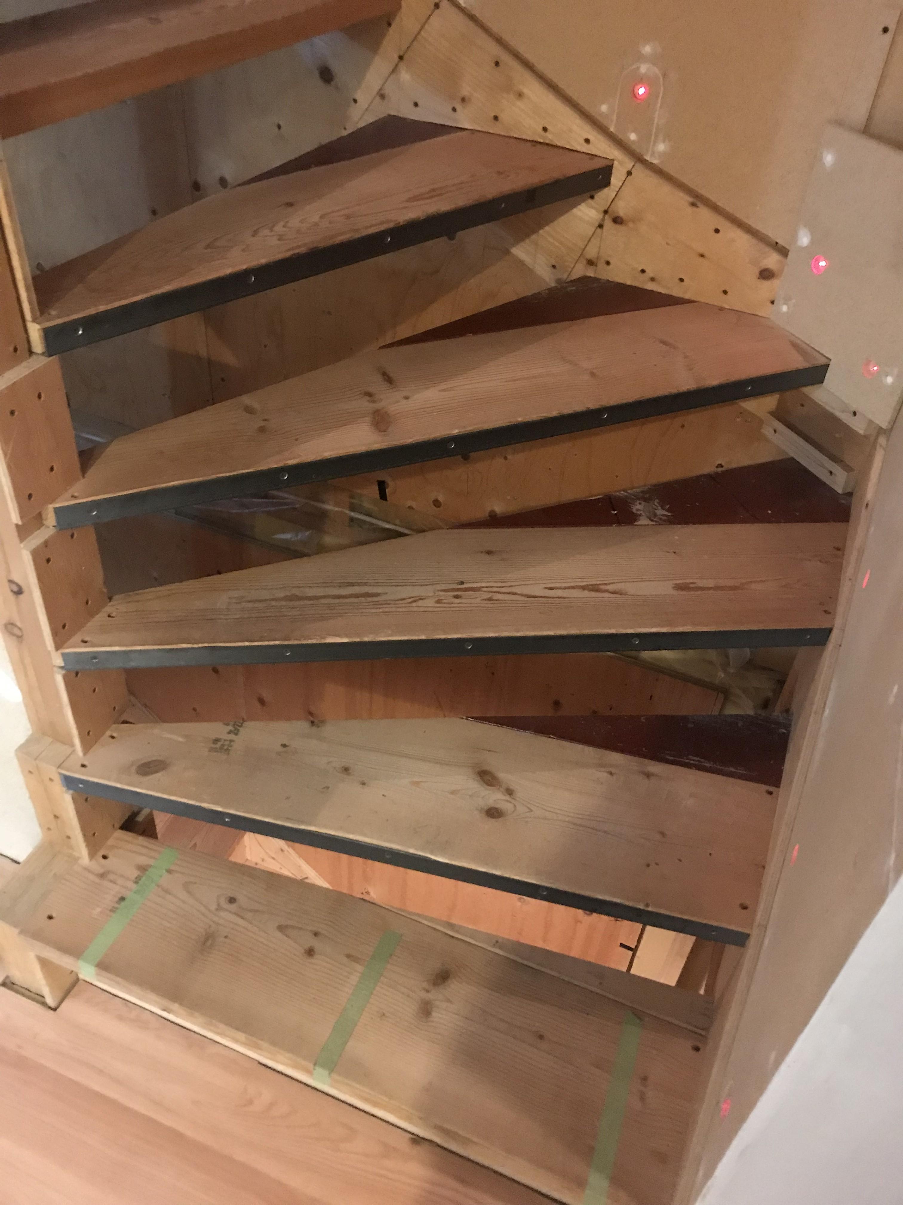 Finishing Stairs