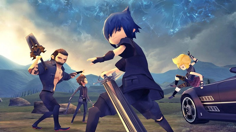 Đăng ký ngay phiên bản Mobile của Final Fantasy 15 tại đây