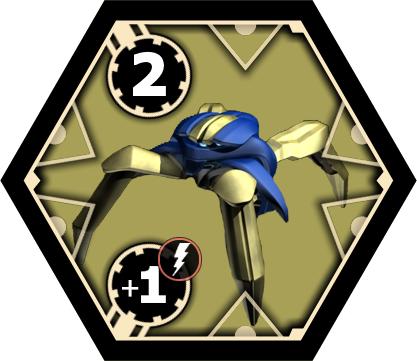 StarCraft Hex! (Terran and Protoss army) | Neuroshima Hex