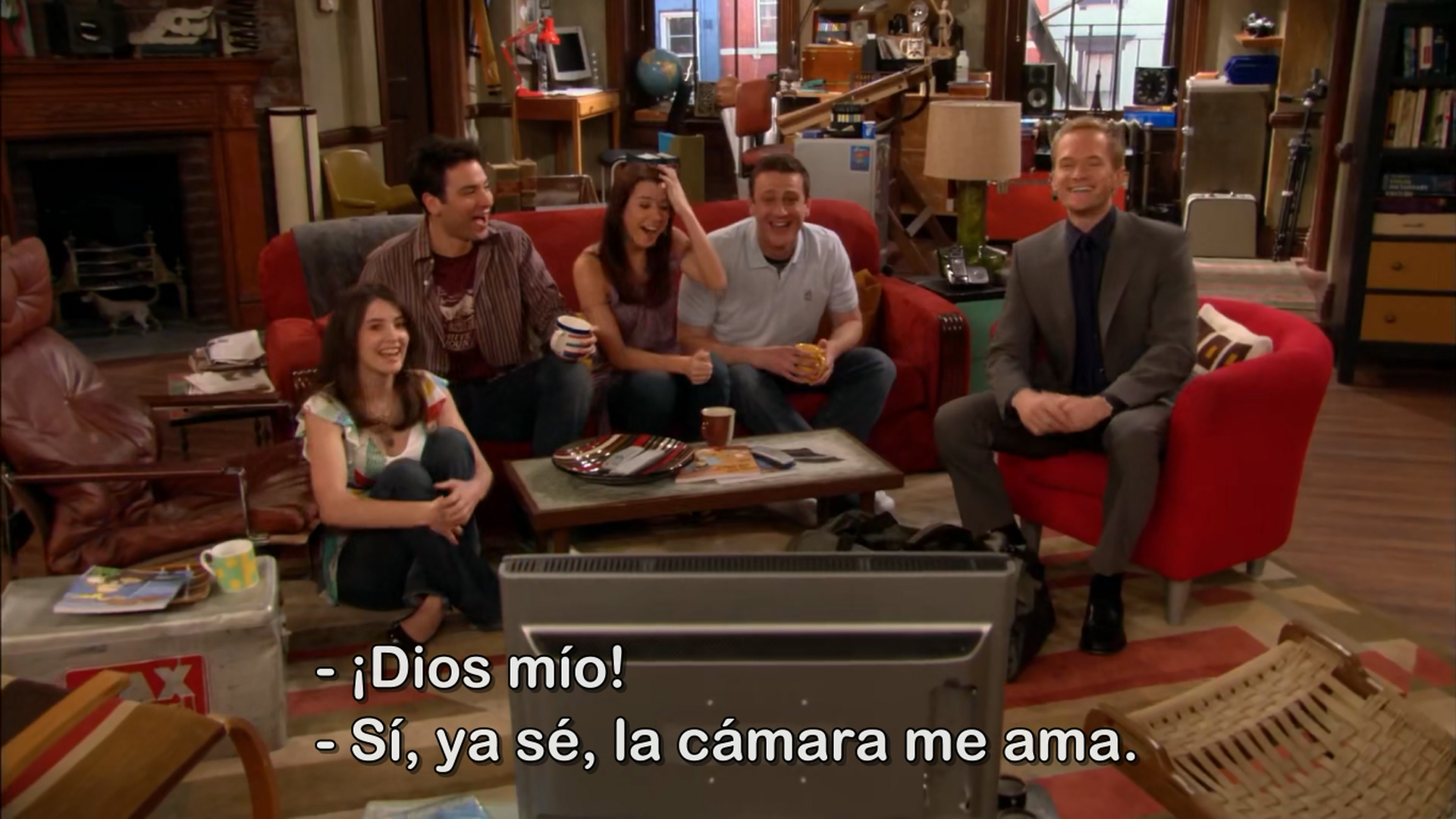 How I Met Your Mother Season 2 x265 10Bits 1080p