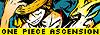 One Piece Ascension (Confirmación) 100x35