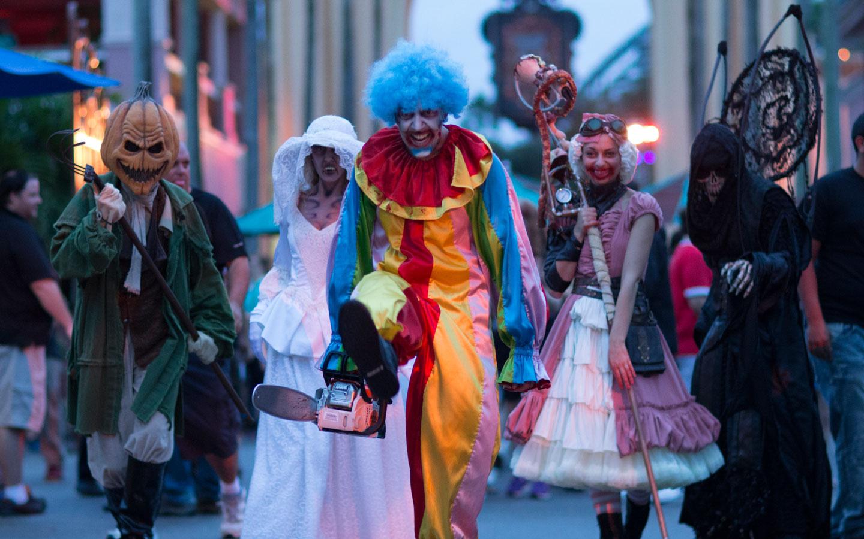 Halloween Horror Nights Universal Orlando Resort