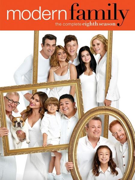Modern Family Season 8 DVDRip x264-REWARD
