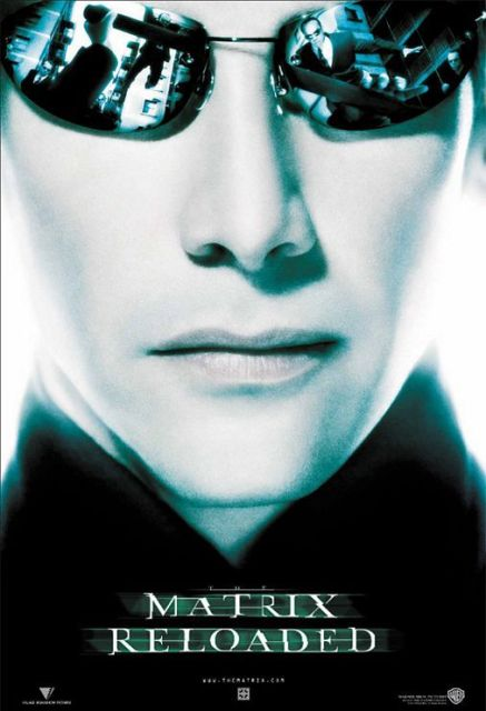 The Matrix Reloaded (2003) BluRay 1080p 5.1CH x264