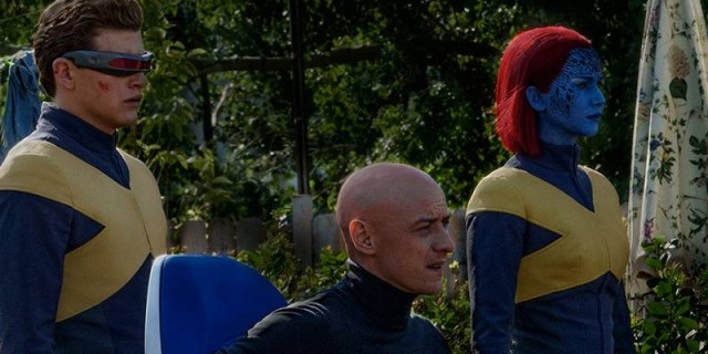 The X-MEN Suit Up And Assemble In This New Still From DARK PHOENIX