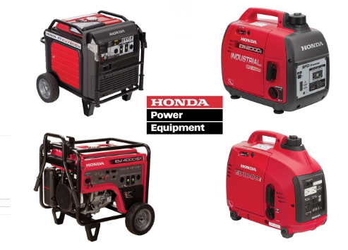 Honda Generators Sale