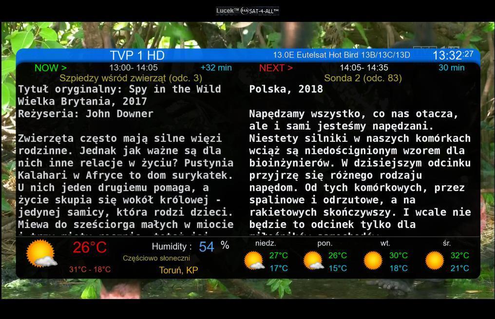 Enigma2 Skin MX HQ9 by-Matrix10 image Open PLi 6 2