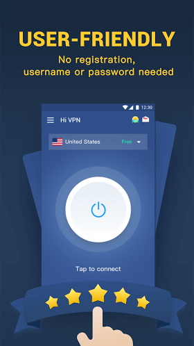 Hi VPN Pro - Unlimited Proxy & Hotspot 1.1.5.136 (Unlocked) APK