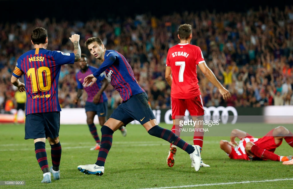 صور مباراة : برشلونة - جيرونا 2-2 ( 23-09-2018 )  Pp