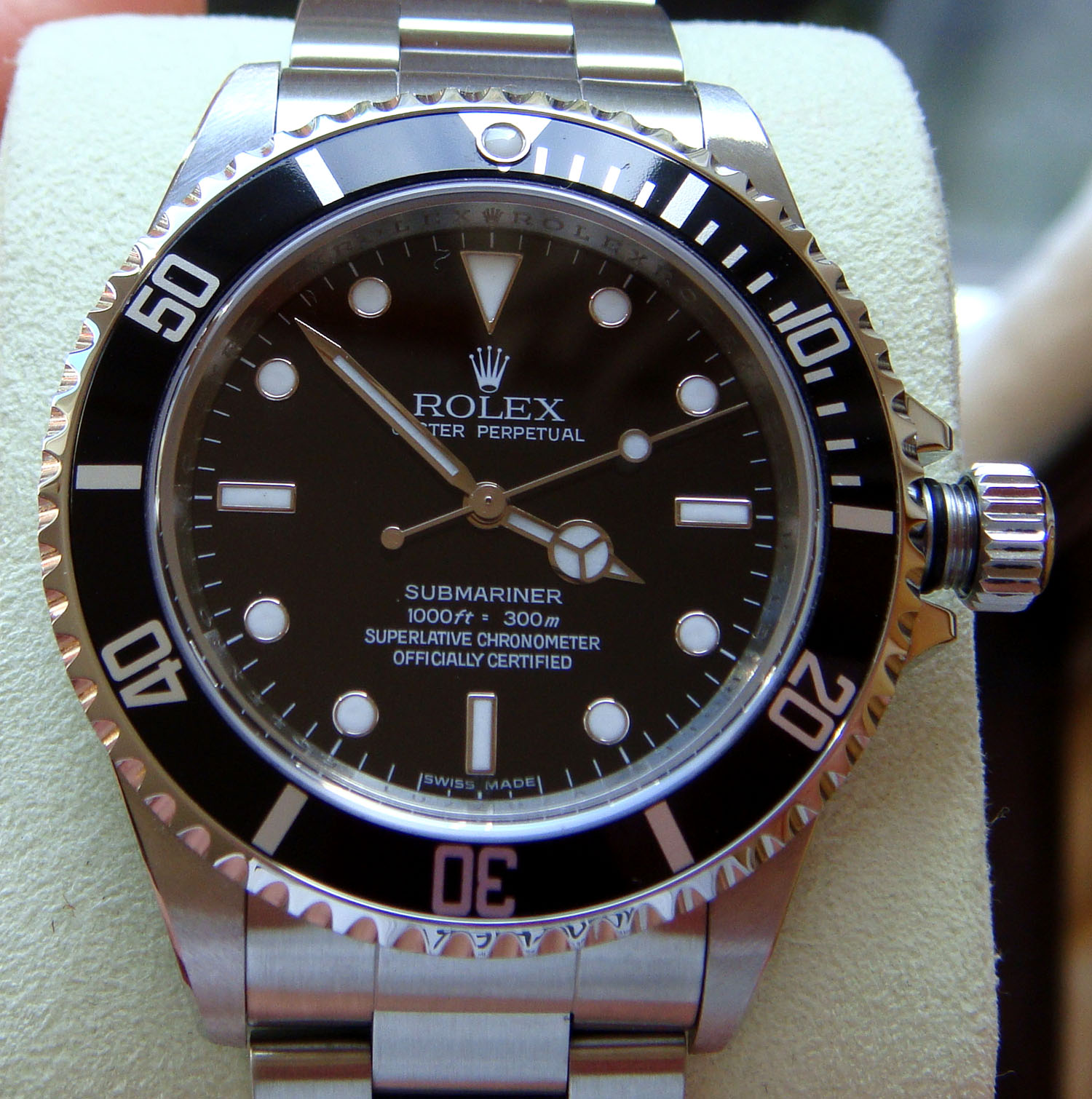 Rolex Sub M 01
