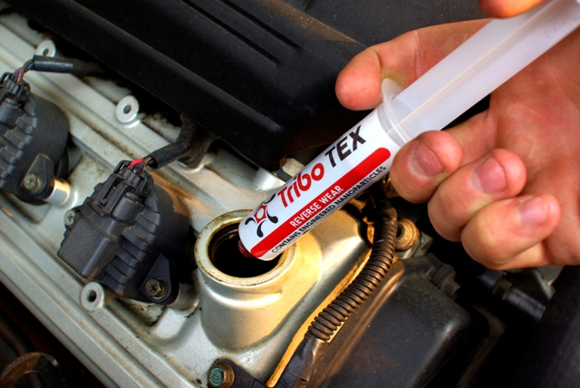 What is TriboTex: Less Wear in Car Engine, Better MPG
