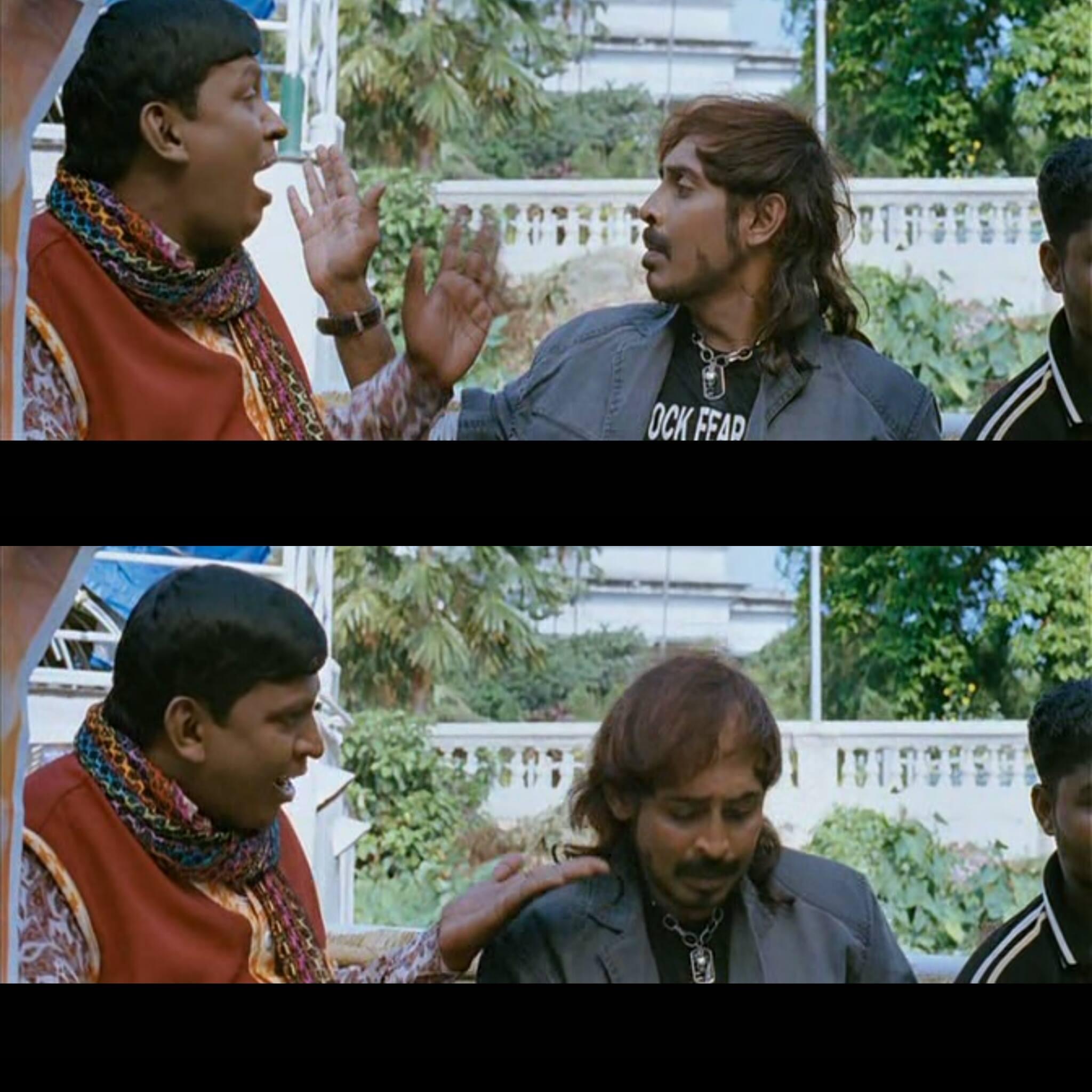 Aadhavan Tamil Meme Templates