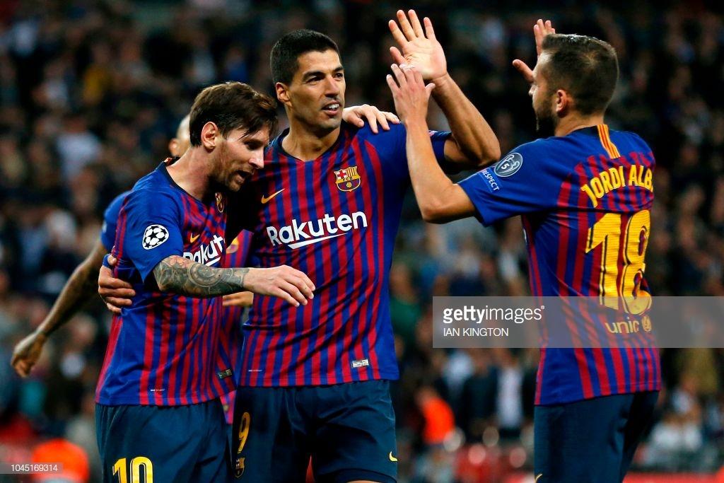 صور مباراة : توتنهام - برشلونة 2-4 ( 03-10-2018 )  E8