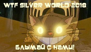 WTF Silver World 2018