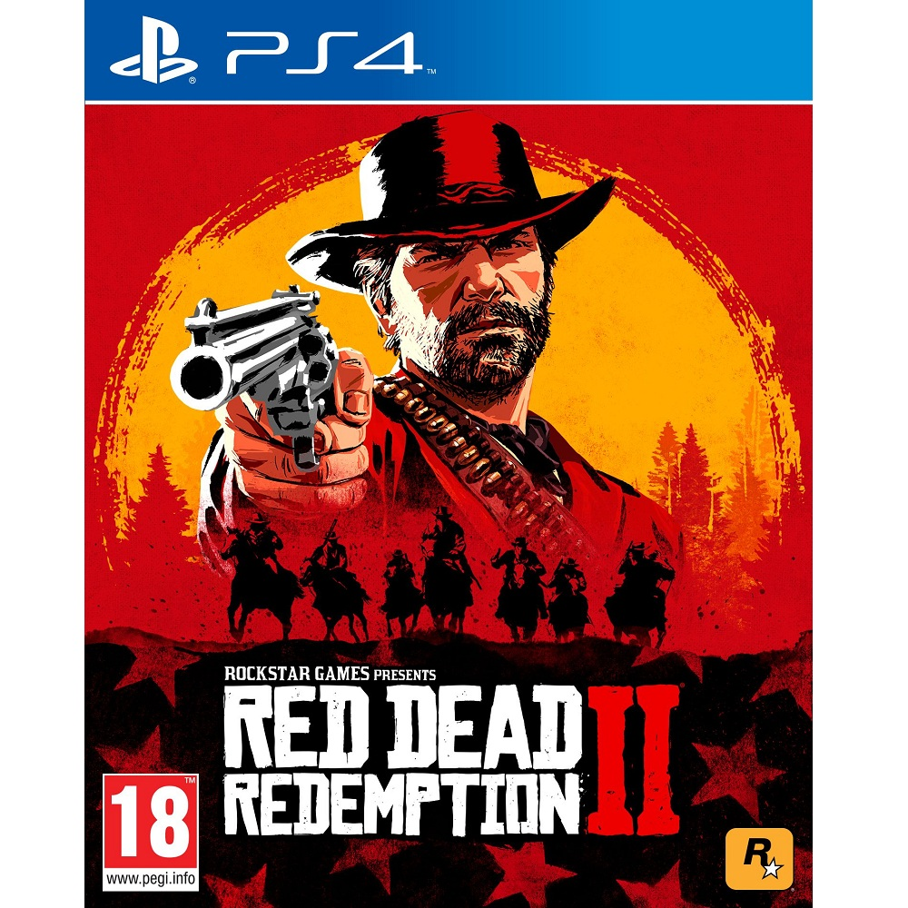PS4 Red Dead Redemption 2 (Basic) Digital Download