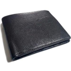 REAL LEATHER BI-FOLD MEN/'S CARD//NOTES//COINS WALLET WITH STAMP//SIM SLOT+RFID SLEV