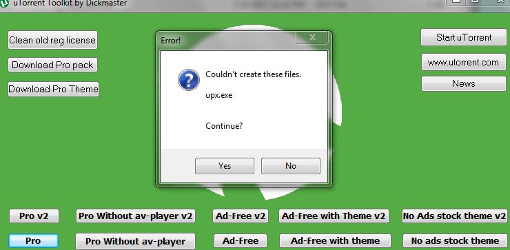 utorrent 3.5.5 no ads