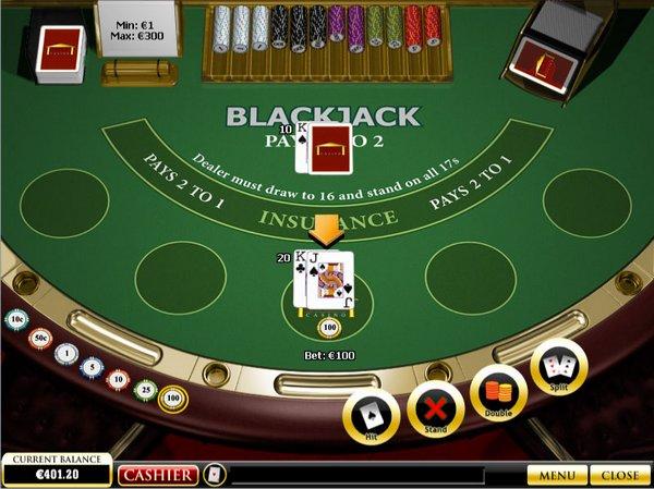 Real Money Online Blackjack For US Players