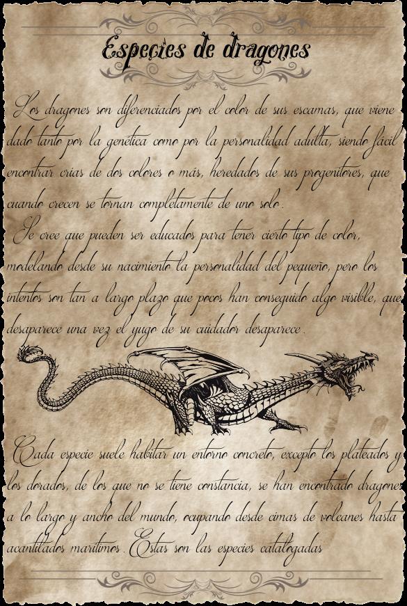 Dragonario Pagina_4_Especies