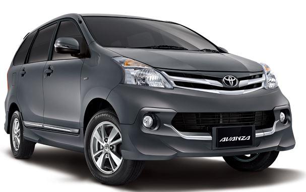 3 Varian Mobil Toyota Avanza Beserta Harga Terbaru