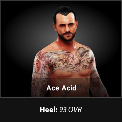 WWE 2K19 Universe Mode: 2WWF Reborn (Ft. XWA) Ace-Acid