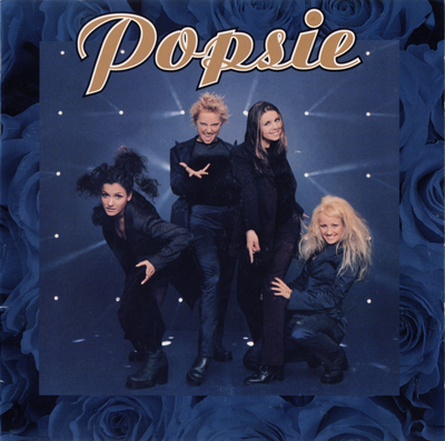 (Europop, Eurodance) [CD] Popsie - Popsie (Japanese Release) - 1997, FLAC (tracks+.cue), lossless