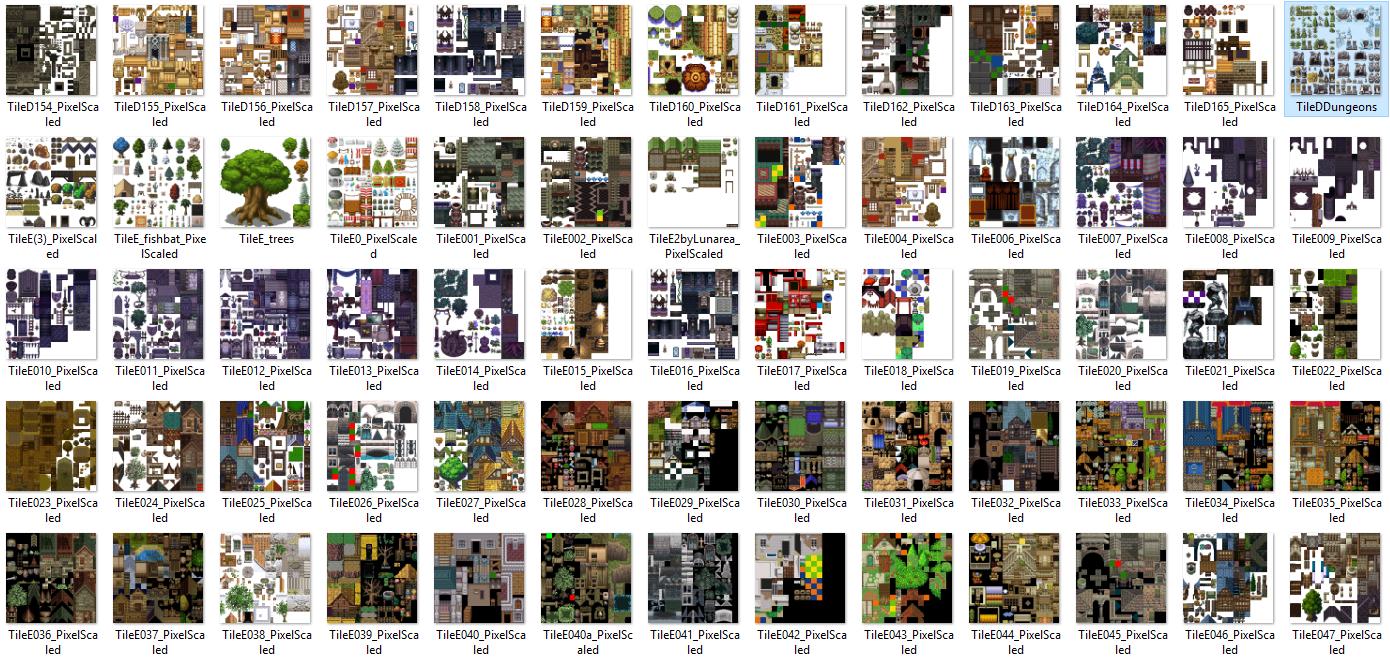 1350 Tilset varié (VX ACE et pour MV) Image29