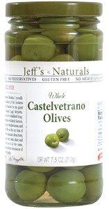 Aceituna Castelvetrano, Castelvetrano olives