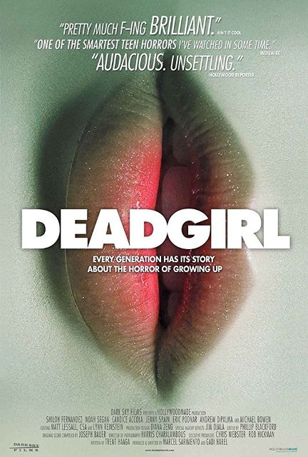 Deadgirl (2008) Unrated Director's Cut BluRay 720p 750MB