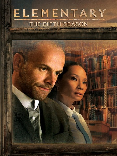 Elementary Season 5 DVDRip x264-NODLABS