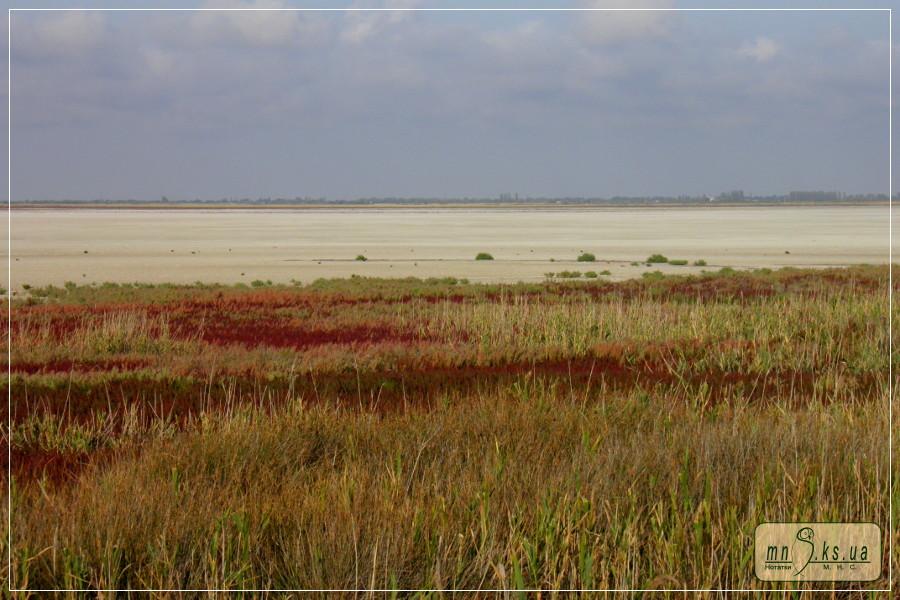 Озеро Кефальне, 25 вересня 2012 р.