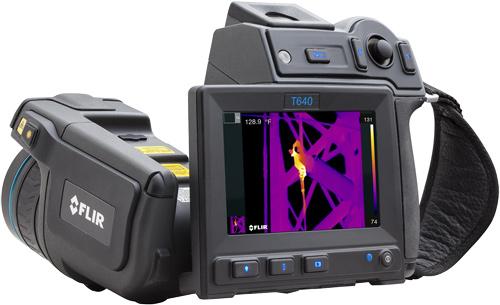 Тепловизор для видеонаблюдения