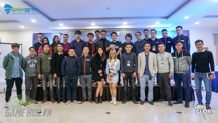Gamota chính thức hợp tác với SEMC để phát triển Vainglory tại Việt Nam