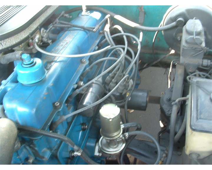 1 barell adapter with 2 barrel carb - FordSix Performance Forum