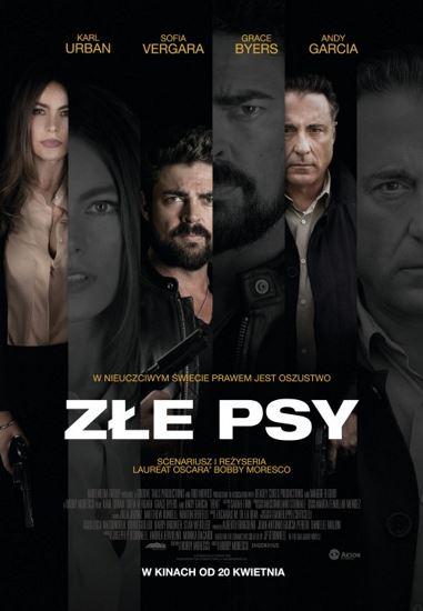 Złe psy / Bent (2018) PL.BDRip.XviD-KiT   Lektor PL