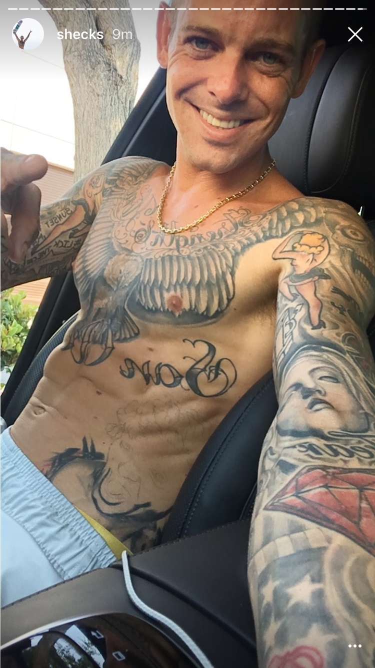 Ryan sheckler tattoos images for Tattoo photos 2017