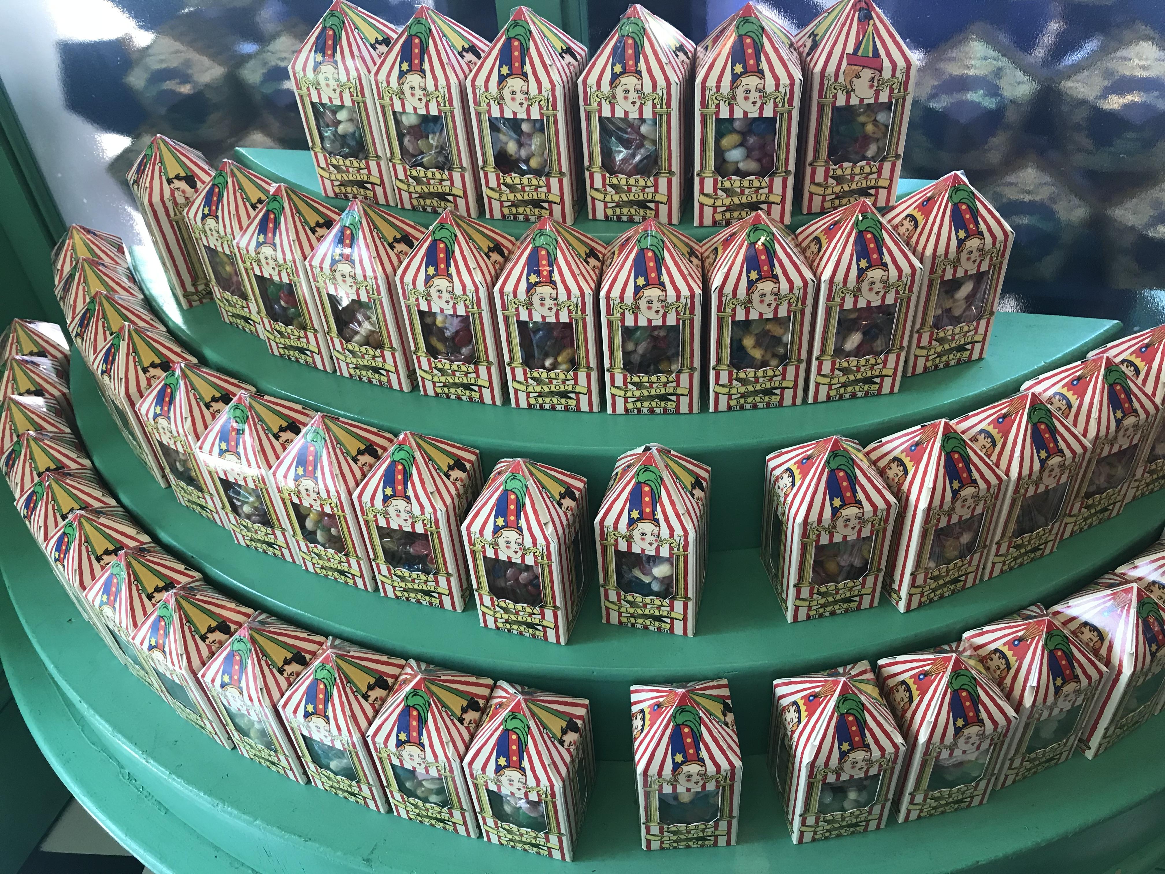 Universal Orlando Harry Potter souvenirs
