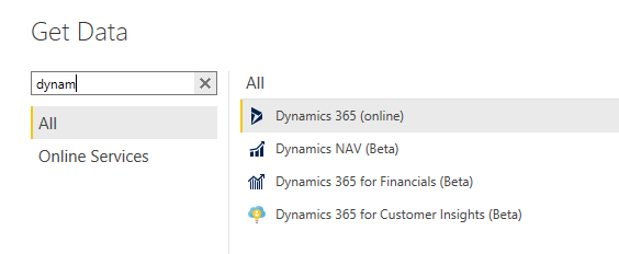Re: Dynamics 365 for Operations - OData - Refresh