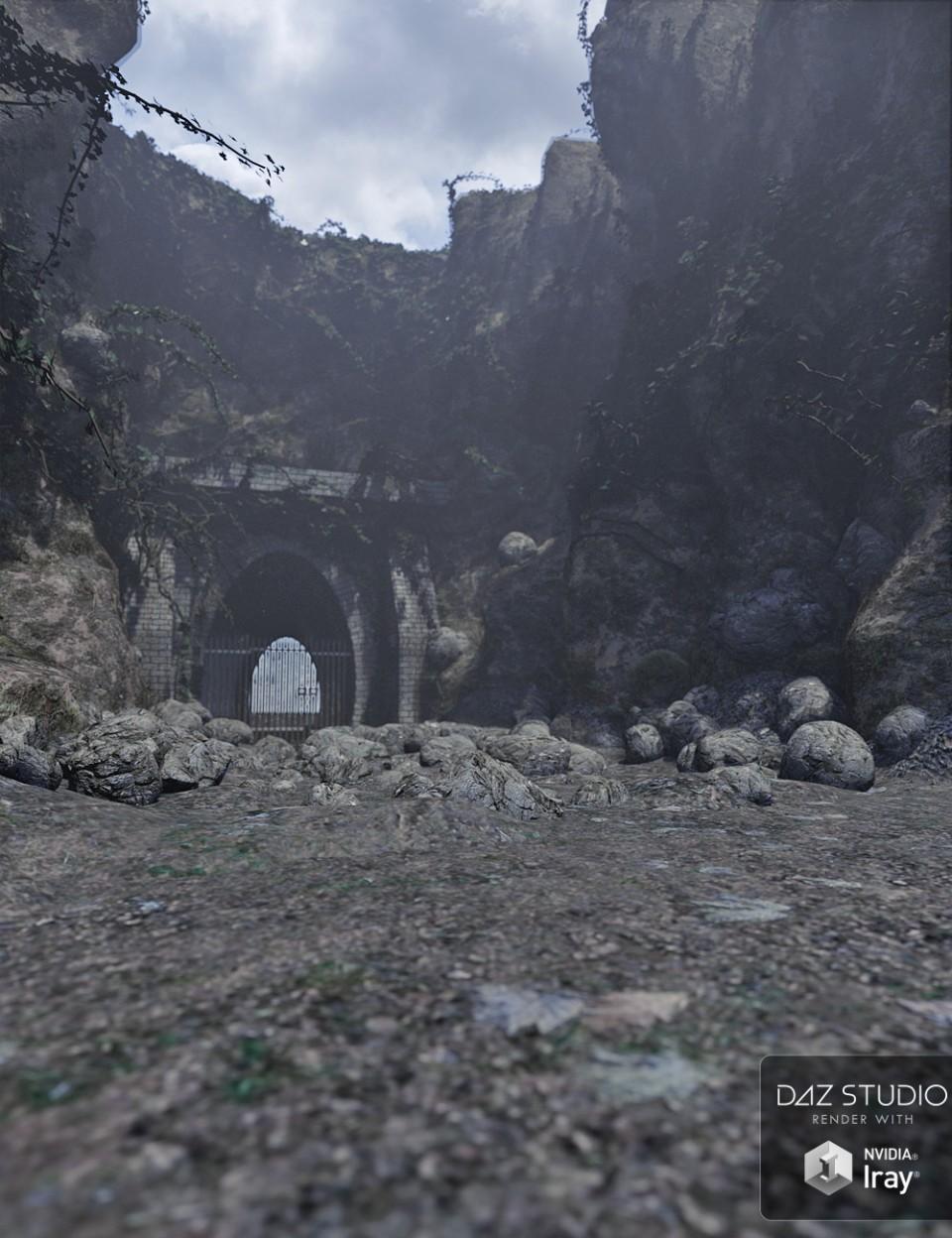 Forgotten Tunnel Entrance