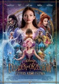 plakat filmu Dziadek do orzechów i cztery królestwa 2018
