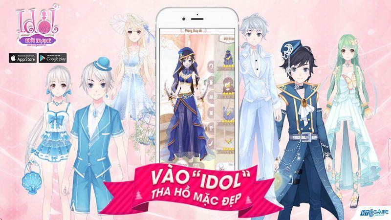 Giftcode - Idol Thời Trang