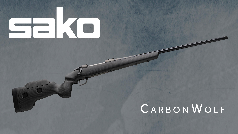 Sako CarbonWolf