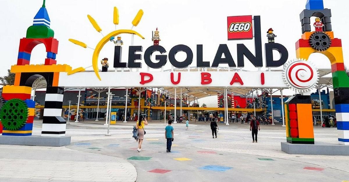 Legoland - Dubai Parks
